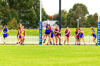 2021 Rd 2 Womens Division 1 - East Coast v Manly Warringah