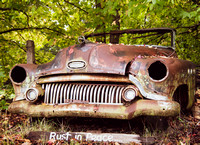 Rust in Peace - an old Buick