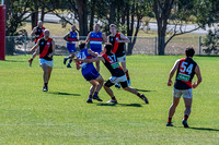 Plate  - Warners Bay v Killarney Vale - Elimination Final