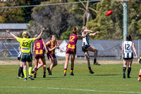 HCC Womens  - Cardiff v Wyong Lakes - Elimination Finals