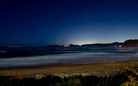 Seascape at Night